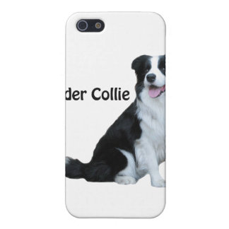 Border Collie iPhone 4 Case