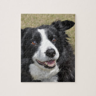 Border Collie Jigsaw Puzzle