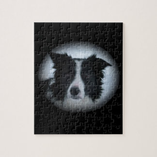 Border Collie Jigsaw Puzzles