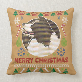 Border Collie Merry Christmas