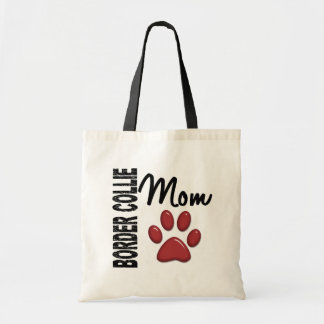 Border Collie Mom 2 Canvas Bag