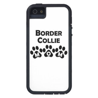 Border Collie Mom Cover For iPhone 5