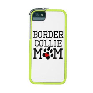 Border Collie Mom iPhone 5/5S Case