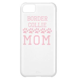 Border Collie Mom iPhone 5C Cases