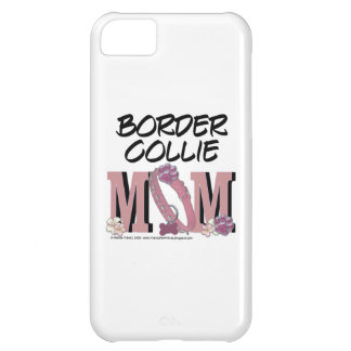 Border Collie MOM Cover For iPhone 5C
