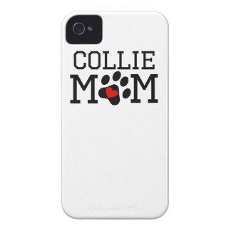 Border Collie Mom iPhone 4 Case-Mate Case