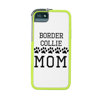 Border Collie Mom iPhone 5/5S Cover