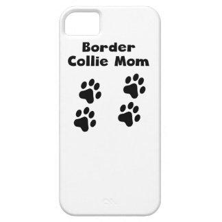 Border Collie Mom iPhone 5 Cases