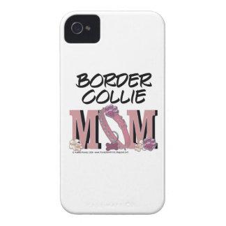 Border Collie MOM iPhone 4 Cases