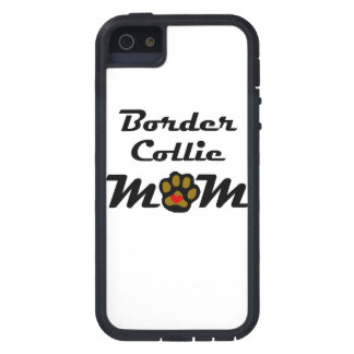 Border Collie Mom iPhone 5 Cover