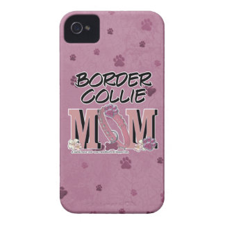 Border Collie MOM iPhone 4 Cover