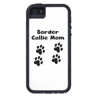 Border Collie Mom iPhone 5 Covers