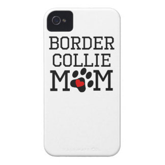 Border Collie Mom iPhone 4 Case