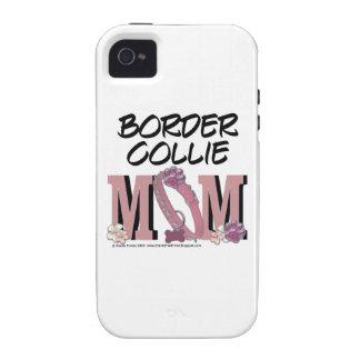 Border Collie MOM Vibe iPhone 4 Case