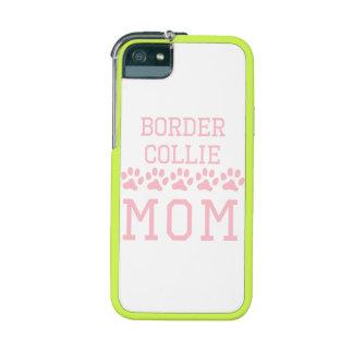 Border Collie Mom iPhone 5 Case