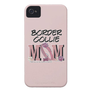 Border Collie MOM Case-Mate iPhone 4 Case