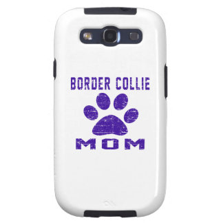 Border Collie Mom Gifts Designs Samsung Galaxy S3 Cases