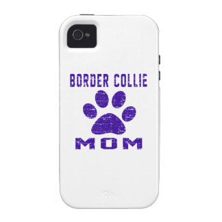 Border Collie Mom Gifts Designs iPhone 4 Cover