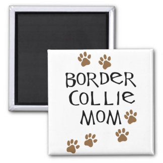 Border Collie Mom Magnet