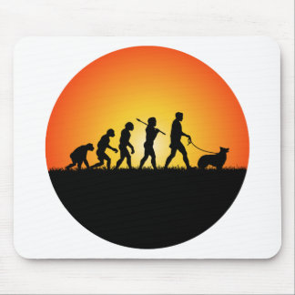 Border Collie Mouse Pad