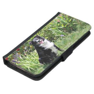 Border Collie - Paddy - Pasten Samsung Galaxy S5 Wallet Case