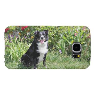 Border Collie - Paddy - Pasten Samsung Galaxy S6 Case