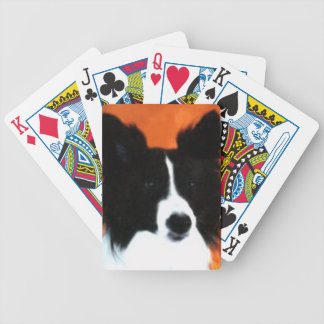 BORDER COLLIE PLAYING CARDS