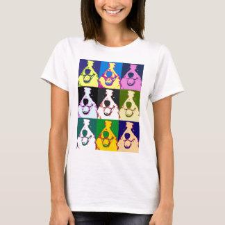 Border Collie Pop Art T-Shirt