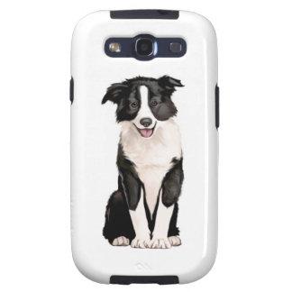 Border Collie Puppy Galaxy S3 Case