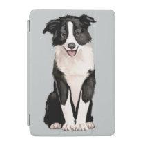 Border Collie Puppy iPad Mini Cover