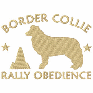 Border Collie Rally Obedience