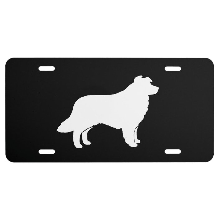 SELECT PLATE BORDER COLLIE DOG COLLECTORS PLATES