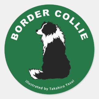 Border Collie Sticker