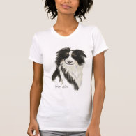 Border Collie T Shirt