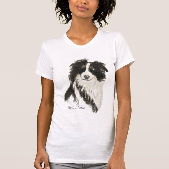 Border Collie T Shirt