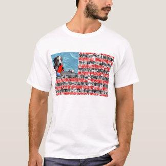 Border Collie Tee~Memorial Day T-Shirt
