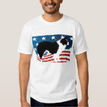 Border Collie Tee~Memorial Day T-Shirt