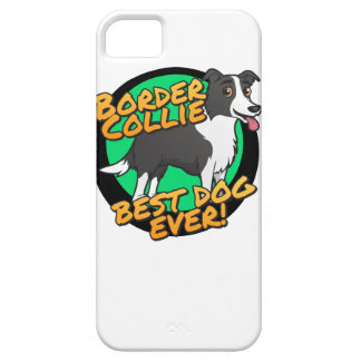 Border Collie - the best dog ever! iPhone SE/5/5s Case