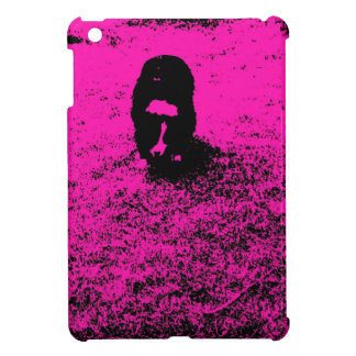 Border Collie With A Punch Of Hot Pink iPad Mini Cover