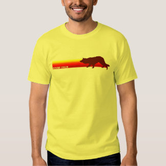 Border Collie With Stripes T-Shirt