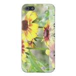 Border Garden Rudbeckias Cover For iPhone 5