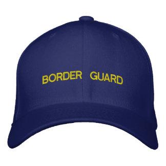 BORDER GUARD EMBROIDERED BASEBALL HAT