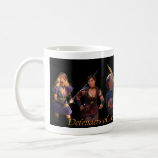 "Border Guardians of Ackernon ""Defenders"" mug"