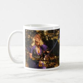 Border Guardians of Ackernon mug-Galiene Classic White Coffee Mug