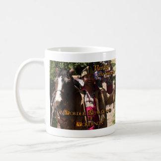 Border Guardians of Ackernon mug-Vardin Classic White Coffee Mug