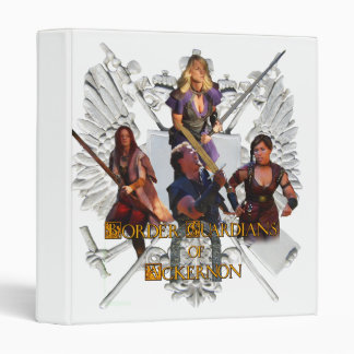 Border Guardians of Ackernon- Official Fan binder