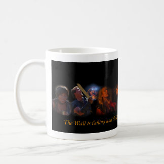 "Border Guardians of Ackernon ""Wall is failing..."" Coffee Mug"