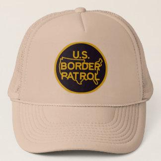 border patrol  border protection trucker hat