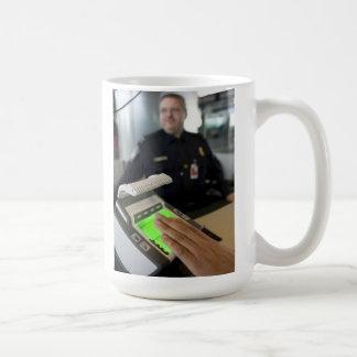 Border Patrol Coffee Mug