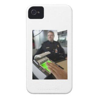 Border Patrol iPhone 4 Case-Mate Case